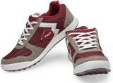 Touchwood Bolt Maroon Smart Casuals (Mar...