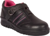 Safety Shoes Black steel