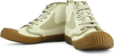 Diesel Dragon 94 Men Mid Ankle Sneakers(Brown, Beige)