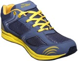 Triqer TRIQER747 Running Shoes (Grey, Ye...