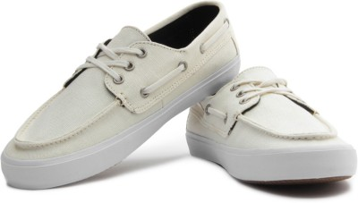 VANS Men Sneakers(White)