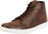 FAUSTO Sneakers (Brown)