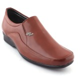 Redfoot Leathers Slip On (Brown)