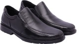Capland MSS13671 Slip On Shoes (Black)