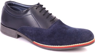 Marcbeau Leather Corporate Casual Shoes