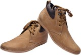 Prolific Styler Boots (Tan, Brown)