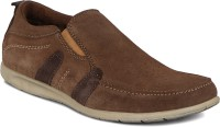 Kielz Men-Brown-Suede Leather Casual Shoes(Brown) best price on Flipkart @ Rs. 1399