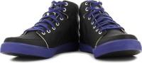 Puma Drongos DP Men Mid Ankle Sneakers(Black)
