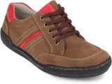 Action Casual Shoes (Brown)