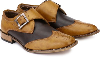 Prolific Monk Strap(Tan)
