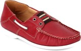 Famozi Casual Shoes (Red)