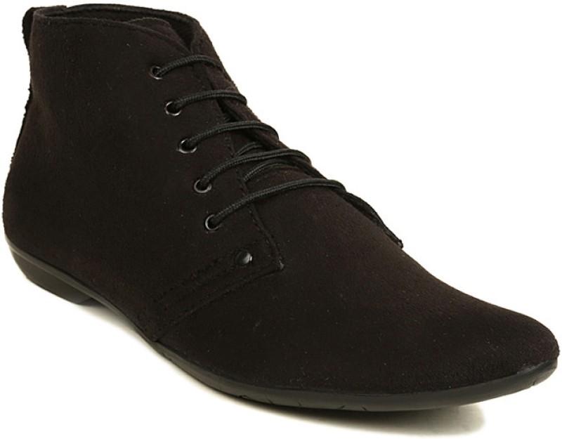 Bruno Manetti Bellini Boots(Black)