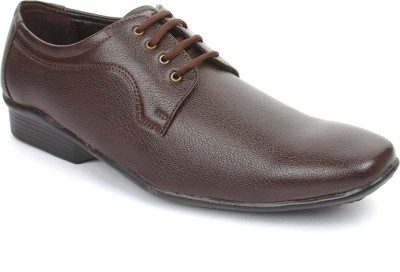 Griffon 821-4004-Brown Lace Up Shoes