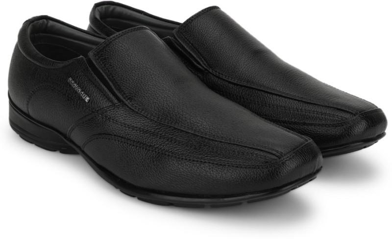 Provogue Slip on ShoeBlack