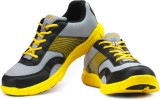 Nivia Hike Running Shoes (Grey)