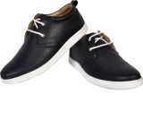 Upanah 2001Black Casual Shoes