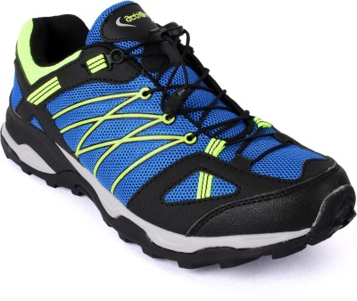 Action Shoes Running Shoes(Blue, Yellow)