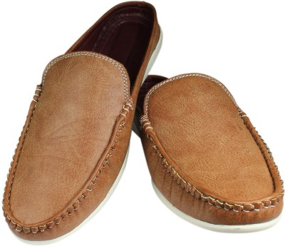 My Look 2108-Tan Loafers
