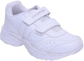 Twd Wes1 white Monk Strap(White)