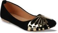 Studio 9 Good Toes Ballerina Women Bellies(Black)