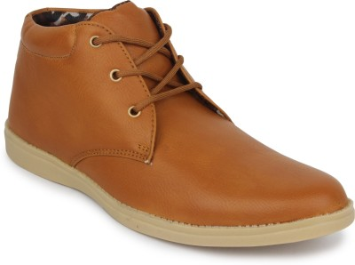 Musk Duck M-D-304Tan Casual Shoes