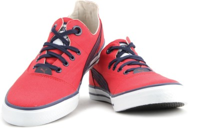 Puma Men Sneakers(Blue, Red)