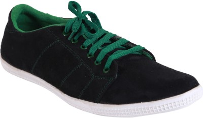 Quarks Suede Casual Shoes