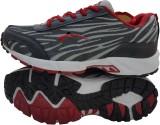 Enco Boston 1.0 Running Shoes (Grey, Red...