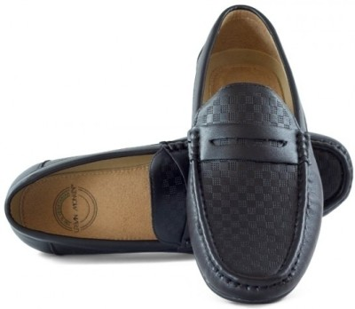 Urban Monkey Mens Pu Loafers