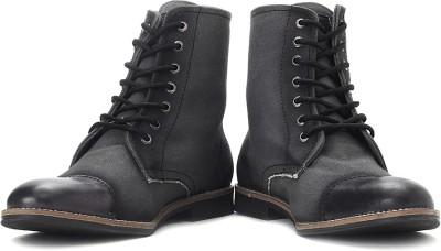 GAS Tide Men Boots(Black)