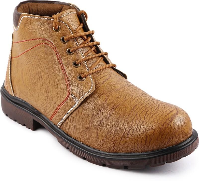 Arthur ACB124 BootsTan