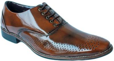 Promenade Alden Patent Lace Up Shoes
