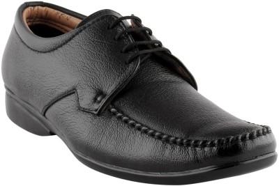 Smart wood 2508 BLK Lace Up Shoes