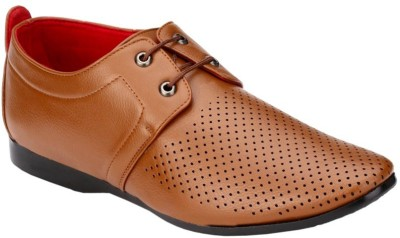 Anshul Fashion Mens Black Fomal Shoes Lace Up