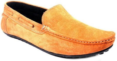 Merashoe Msc8022-Tan Loafers