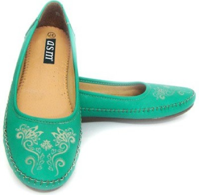 ASM Ultra Comfort Flower Ballerinas Bellies