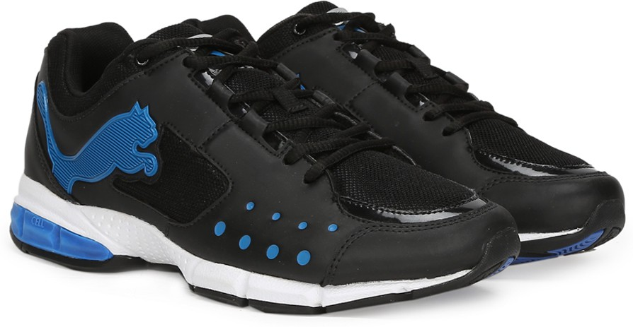 Puma Stocker IDP Running Shoes(Black)
