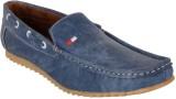Versoba Stylish & Trendy Loafers (Blue)