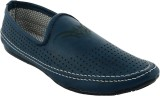 Shoes Bank Loafers (Blue)
