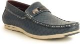Pede Milan 385 Loafers (Blue)