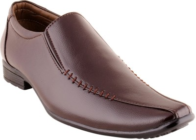 Darcey Sed-Ch-8010-Brown Slip On Shoes
