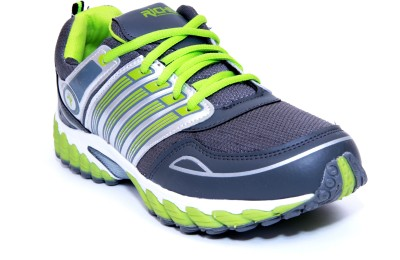 Richer Rr-Rnr-Gry-Grn Running Shoes