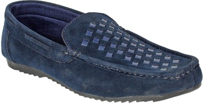 Histeria Joblloaf2244_blue Loafers