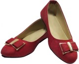 Parv Collections Girls (Red)