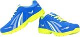 Elligator Running Shoes (Blue, Green)