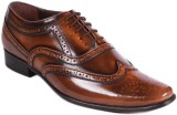 Balujas Lace Up (Brown)