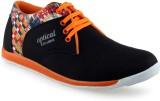 Menzo Sneakers (Black, Orange, Multicolo...