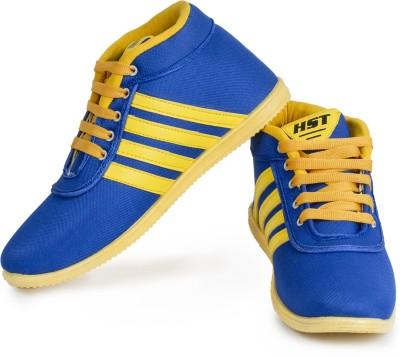 Vivaan Footwear Blue-128 Casual Shoes