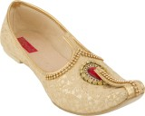 Footrendz Lavish Jutis (Gold)