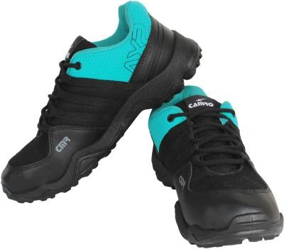 Bersache Black-399 Running Shoes